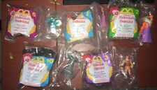 Lot 5 Mcdonalds Happy Meal Toys Disney Hercules 1996 Set Mint Kids Cake Toppers