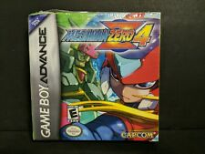 Mega Man Zero 4 (Nintendo Game Boy Advance, 2005) GBA Brand New Factory Sealed