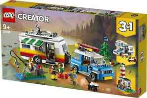 LEGO® 31108 LEGO Creator Caravan Family Holiday - Brand New Sealed
