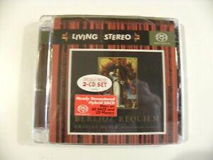 """HECTOR BERLIOZ--""""Requiem, Op.5""""--SUPER AUDIO Double CD--Brand New--Red RCA Seal"""