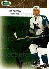 2003-04 Parkhurst Rookie #119 Tom Preissing