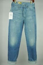 LVC Levi Vintage Clothing 1955 501 XX BIG E Selvedge Denim Jeans (Size 29x34)