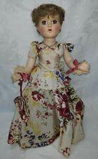 Vint. Arranbee R & B Nanette Doll Gimbel'S Parasol Formal A/O Exc. Rare $177.77