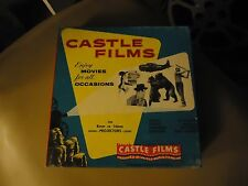 16mm  Fireman Save My Child Castle Films Sound Mint With Negative