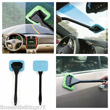 Car microfiber cleaning sponge cloth pad auto care washing polishing windscreen