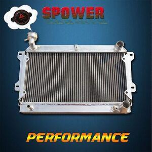 Alloy Radiator For Mazda RX2 RX3 RX4 RX5 RX7 Serives 1 2 3 12A 13B 75-83 MT 2Row