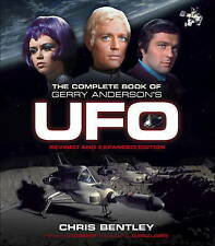 The Complete Book of Gerry Anderson's UFO by Chris Bentley (Hardback, 2016)