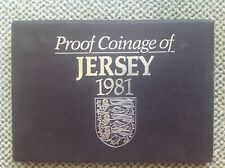 KMS Jersey 1981 Proof Coinage