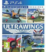 *GAME SALE* Ultrawings - Playstation 4 PS4 PSVR