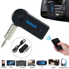 Wireless BT3.5mm AUX Audio Stereo Music Home Car Receiver Adapter Mic