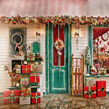 10x10ft Vinyl Christmas Present Backdrop Photography Background Photo Studio