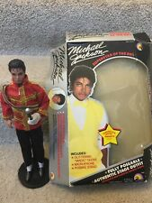 Michael Jackson Superstar of 80's Action Figure Doll with different outfits