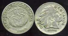 COLOMBIE 10  diez centavos   1959