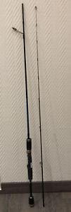 Spoonrute 1,80 m Trout Forellenrute, Tremarella, Bombarde, Spoon, Sbirolino