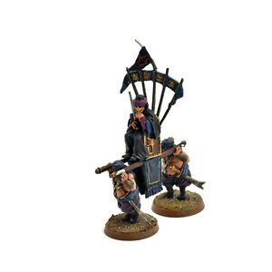 MIDDLE-EARTH Golden King Of Harad #1 METAL WELL PAINTED LOTR Games Workshop