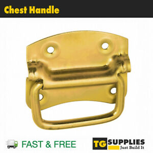 Steel Chest Handle Pull Handles Heavy Duty Sturdy Chest Handles Toolbox Door