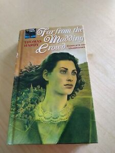 Far From the Madding Crowd (Macmillan Collector's Library) by Thomas Hardy.