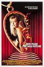 Twin Peaks: Fire Walk with Me Movie POSTER 27 x 40 Kyle MacLachlan, A, USA, NEW