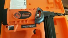 Ramset Trakfast Tf1200 Tool System W/ 2 Baterry And Charger Nice