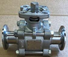 "A-T controls 77 series sanitary valve 1"""