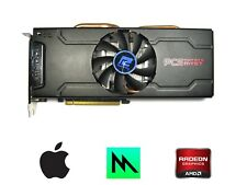Radeon HD 7870 2GB Tahiti Grafica Scheda Video per ~ 4870 Mac Pro 5770 5870 7950