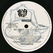"Mase - Get Ready / VG / 12"", Promo"