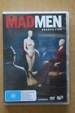 Mad Men : Season 5 (DVD, 2012, 3-Disc Set))      Preowned (D213)