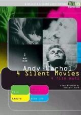 COF. ANDY WARHOL - 4 SILENT MOVIES (4 film) - DVD NUOVO