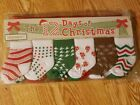 Baby Girls  Baby Boys 12 Days of Christmas Multipack Socks 12 Pairs 0-6 Months
