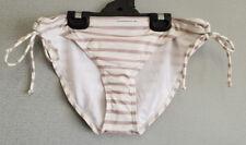 BNWT Ladies Sz 14 Very Pretty Mocca Stripe Rivers Brand Bikini Pants