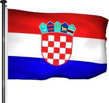 Fahne Kroatien - Hissfahne 150x100cm  Premium Qualität