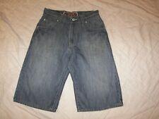 Men's Levi's 579 Denim Shorts - W30 - Baggy