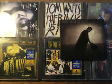 Tom Waits [7 CD Alben] Black Rider + Bone Machine + Mule + Heart + Franks + ..