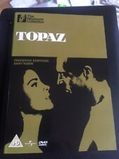 Topaz (dvd) ALFRED HITCHCOCK Collection spy drama JOHN FORSYTHE 1969 LEON URIS