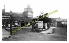 Chiswick Park Railway Station Photo. Turnham Green -Acton Town. District Rly (1)