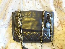Authentic VINTAGE CHANEL Large TOTE Neverfull Shopper Shoulder Bag Purse C201