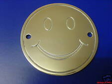 CNC SMILEY FACE TIMER IGNITION COVER HARLEY DAVIDSON BUELL