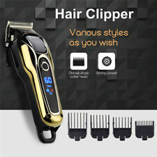 KEMEI Professional Electric Men Hair Clipper Shaver Trimer Cutter Cordle