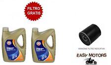 2 LITRI OLIO MOTORE + FILTRO PIAGGIO LIBERTY RST E3 200 04/09