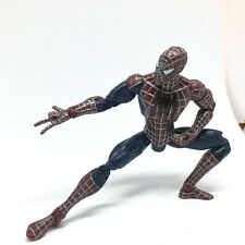 Hasbro Spiderman 3 Movie Figure Midnight Stealth Costume 5 inch