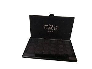 Valcambi Combibar 1Gram Gold Silver Platinum Palladium Precious Metal Case*EMPTY
