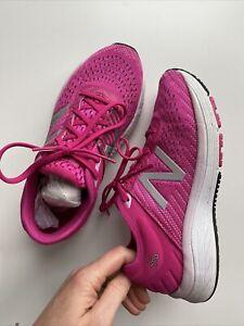 New Balance 860 Girls Kids Running Pink Shoes Footwear size 3.5