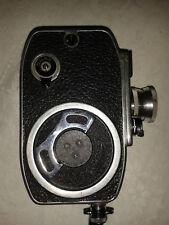 "Ancienne CAMERA Modèle :  PAILLARD BOLEX "" L 8 ""  - 8 mm   double 8 1947"