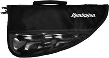 REMINGTON LARGE PISTOL CASE soft sided Handgun Gun Air revolver automatic