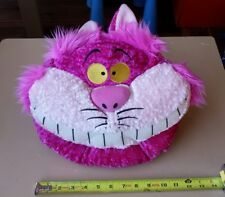 Disney Parks Cheshire Cat Plush Costume Hat Alice In Wonderland
