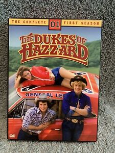 The Dukes of Hazzard - The Complete First Season (DVD, 2005, 3 Disc Set)