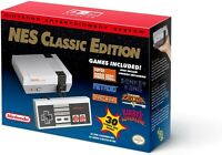 Nintendo Entertainment System: NES Classic Edition Authentic Brand New!