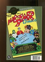 ALL STAR COMICS #3 (9.2) MILLENIUM EDITION! 2000