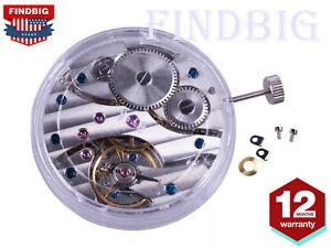 17Jewels Tianjin ST36 Mechanical Movement for Wristwatch Hand Winding 6497 Watch