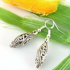 Wholesale new lady 6 paire charme fashion jewelry silver classique boucles d'oreille